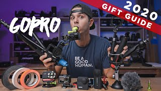 GOPRO ACCESSORIES GUIDE 2020 - Everything you NEED!