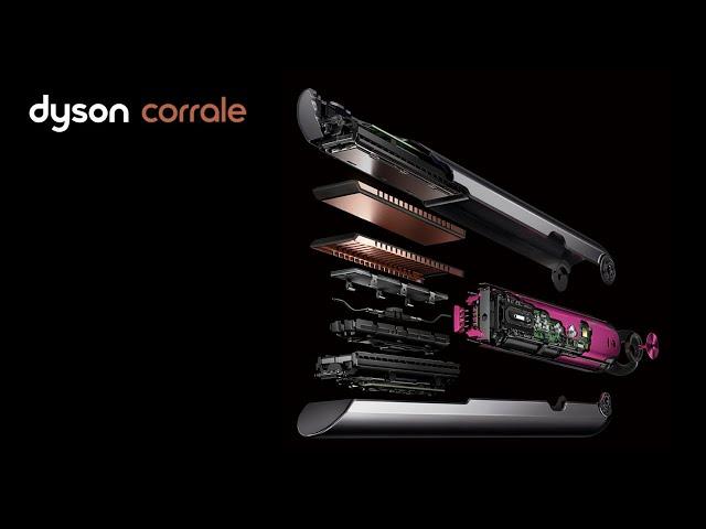 Последняя разработка Dyson: футуристический утюжок для выпрямления волос