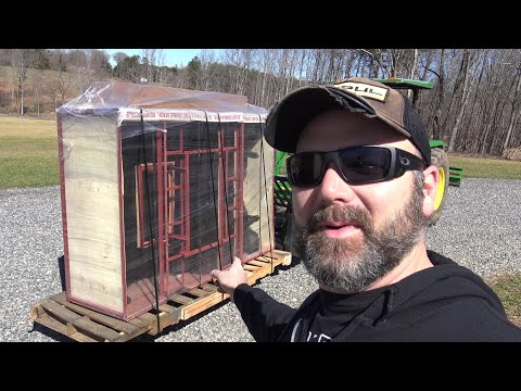 Willys Jeep Rescue: Ordering a Jeep in a box! The motherload of parts!