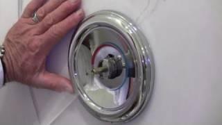 How to Repair a Moen Shower/Tub valve