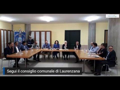 Preview video Video seduta consiglio comunale in videoconferenza Laurenzana 5 maggio 2020