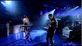 Phantogram The Day You Died - Letterman  3 4 2014