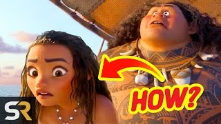 10 Animated Movie Mistakes You Might Not Have Caught