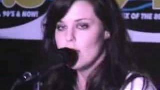 Anna Nalick - Breathe (2AM) - 94.3 WMJC