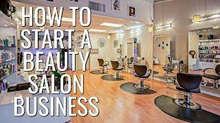How to Start a Beauty Salon Business | Startup Business Ideas | Beauty Parlour Business