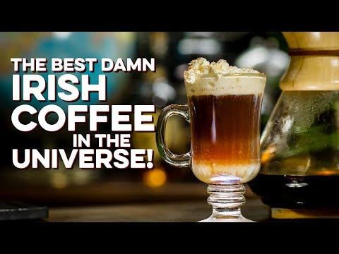 Irish Coffee | How to Drink