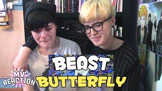 BEAST (비스트) - BUTTERFLY ★ MV REACTION
