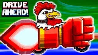 Drive Ahead - БИТВА с ПЕТУХОМ! Безумные ЗАДАНИЯ в Игре про БОЕВЫЕ ТАЧКИ Драйв Ахед от Cool GAMES