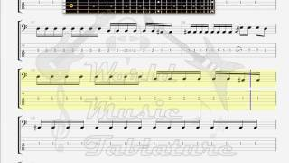Evergrey   Nosferatu BASS GUITAR TAB