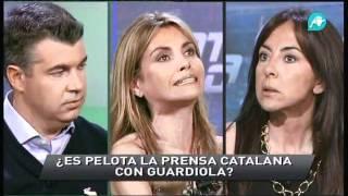 Eva Turégano Y Carme Barceló Enfrentadas Por Los Medios Cules