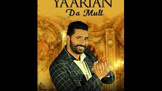 Yaarian Da Mull  Jaskaran Sidhu