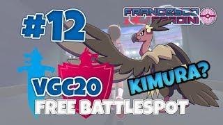 Mandibuzz  - (Pokémon) - Il Mandibuzz di KIMURA? - FREE BATTLESPOT #pokémon ⚔️🛡️#12