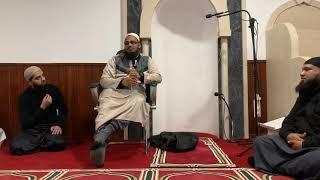 Sheikh Takdir Abdula  - Palestra Na Mesquita Al - Madinah Em Almada (Laranjeiro )🇵🇹
