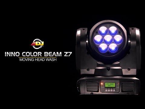 AMERICAN DJ Inno Color Beam Z7 Inteligentní hlava