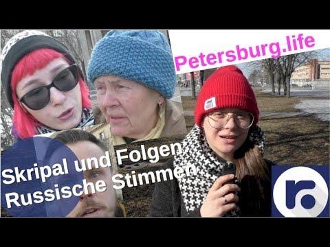 Skripal & Folgen: Stimmen aus Russland [Video]