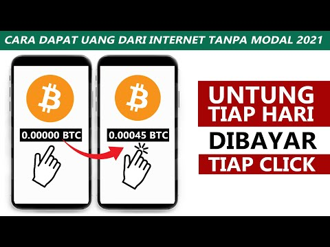 Bitcoin pelnas internete