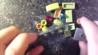 LEGO Микро город