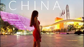 Video : China : Return to ShenZhen (plus the awesome city lights show)