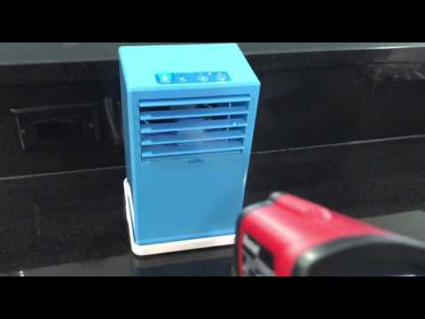 Madoats 9.5-inch Super Mini Portable Air Conditioner Review