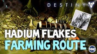 Destiny Hadium Flakes BEST Farming Method | Fast Hadium Flakes