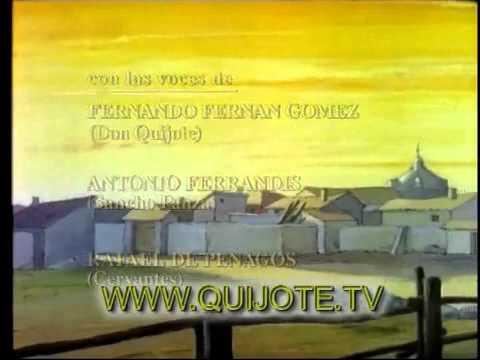 DON QUIJOTE DE LA MANCHA 1979   QUIXOTE   YouTube