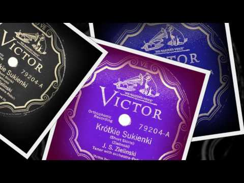 Polish 78rpm recordings, Victor V-79204. Krotkie Sukienki {Short Skirts}