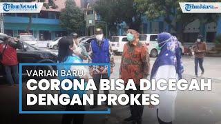 Wakil Wali Kota Tangsel Bicara soal Varian Baru Corona B117, Protokol Kesehatan Tetap Jadi Kunci