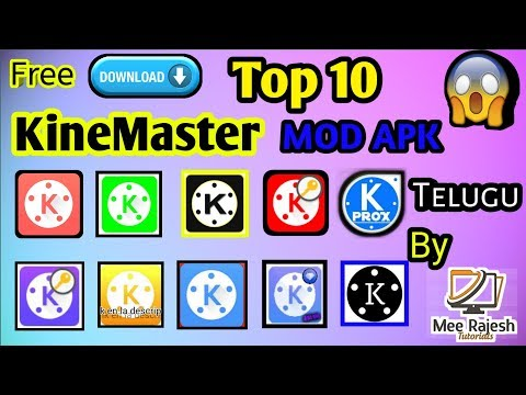 Download How to Get Top 10 KineMaster MoD 3gp  mp4 | Olagist