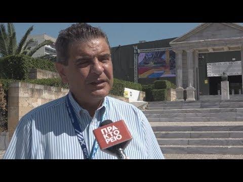 Κάρι, Μπόλιγουντ, πασμίνες και υψηλή τεχνολογία στην 84η ΔΕΘ δήλωσε ο K.Ποζρικίδης