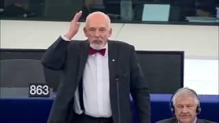 EuroParliament Plenary session. Debate on Russia - the influence of propaganda on EU countries