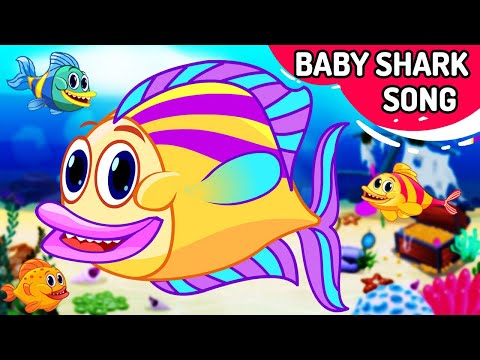 Baby Shark Song Dance - Sing & Dance | Animal Songs - Nursery Rhymes For Kids By Baby Hazel