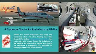 Hire Lifeline Air Ambulance in Bokaro for Best Aeromedical Service