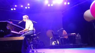 2015-06-25 - Summerfest Milwaukee, WI - Andrew McMahon in the Wilderness - Driving Through A Dream