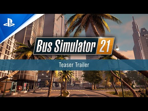 Bus Simulator 21 is driving towards a 2021 release