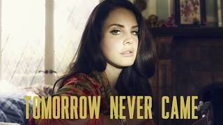 Lana Del Rey - Tomorrow Never Came (Studio Acapella)