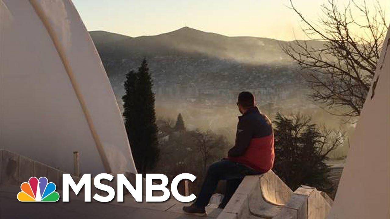 Macedonian Teen Earns Big Bucks From Fake News | MSNBC thumbnail