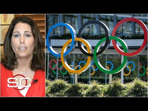 Julie Foudy reacts to the 2020 Olympics being postponed to 2021 | SportsCenter