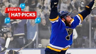 NHL Plays Of The Week: Maroon 7 | Steve's Hat-Picks