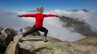 Acro Yoga & Mountain Parkour Product Promo for M-Limited (Millet Korea)