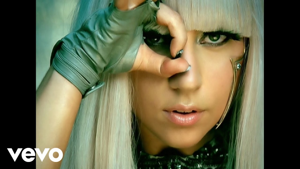 Lady Gaga - Poker Face Official Music Video - Lady Gaga Lyrics