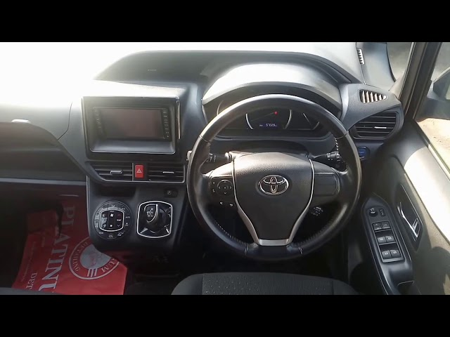 Toyota Voxy ZS GS VERSION EDGE 2015 for Sale in Gujranwala