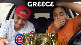 DRAKE X DJ KHALED - GREECE   REACTION REVIEW