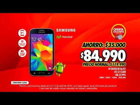abcdin - Celular Samsung Grand Neo Plus