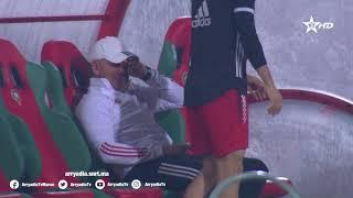 المعد البدني لشباب المحمدية يبكي بحرقة بعد الهزيمة أمام الرجاء