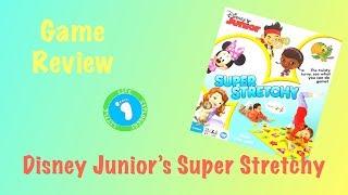 Game Reviews: Disney Junior's Super Stretchy