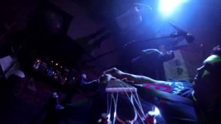Video Aivn's Naked Trio - Somniac - solo live