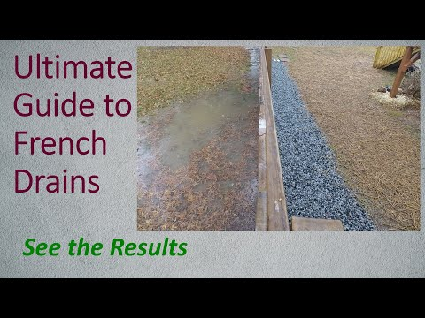 Ultimate Guide to French Drains mp3 yukle - mp3.DINAMIK.az