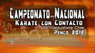 preview picture of video 'Promo Campeonato Nacional Karate con Contacto Penco 2012'