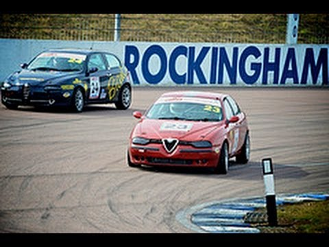 Rockingham 2013 – Race 1 – James Ford