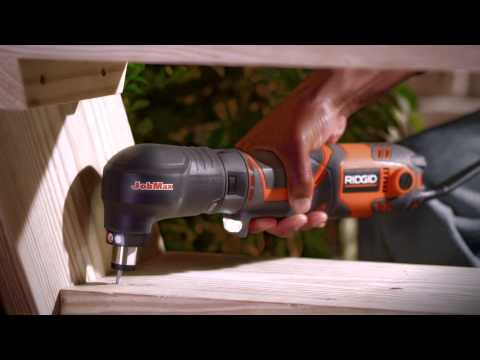 RIDGID JobMax - The Most Versatile Tool System on the Market!